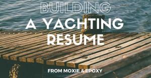 Yachting Resume