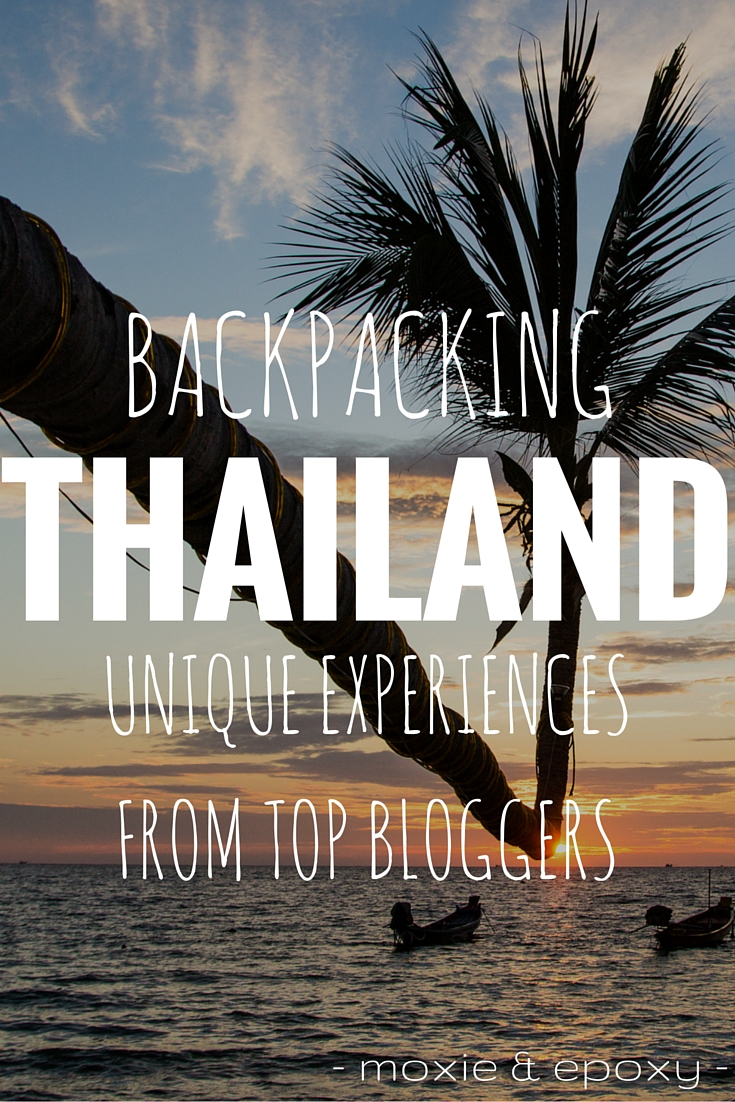 Have you ever wanted to visit Thailand? Add these recommendations from top Travel Bloggers to your list!