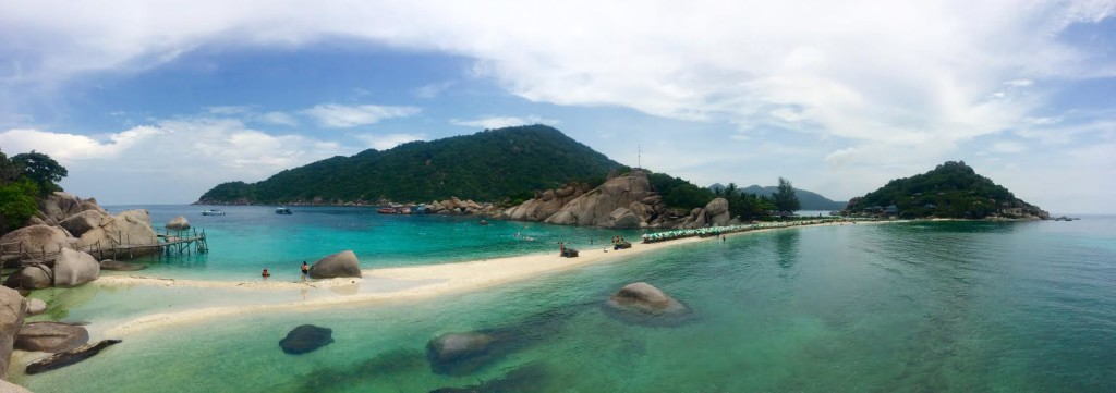 backpacking thailand koh tao