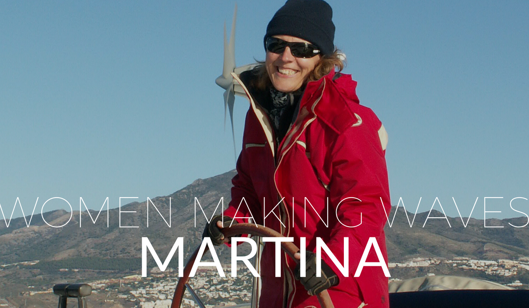 Women Making Waves: Liveaboard Life